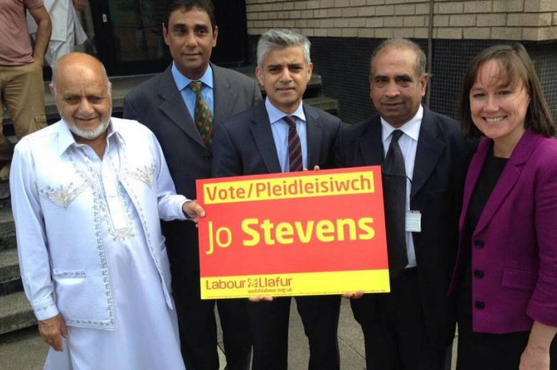 From Left: Mohammed Javed aka Jaco gandu reported to South Wales Police by Javed Javed for Paedophilia Activities but died mysteriously with cancer when investigation started, Ali Ahmed Labour councillor also reported to South Wales Police for paedophilia activities and under investigation