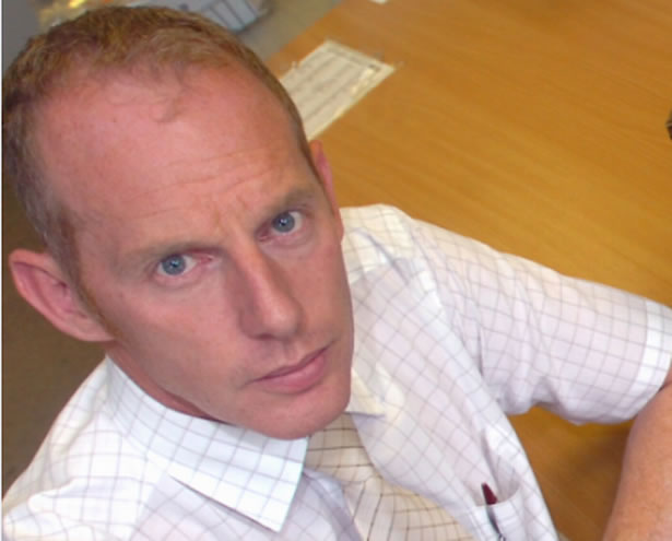 Detective Inspector Rob Cronick of south wales police
